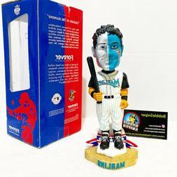 "MIAMI MARLINS ""Super Fan"" Special Edition MLB 2002 8"" Bobble"