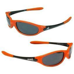 Miami Marlins Team Sport Sunglasses MLB Licensed Baseball Ey