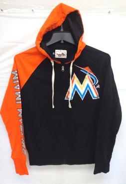 Miami Marlins Women's G-III 4her M South Paw Hoody 753