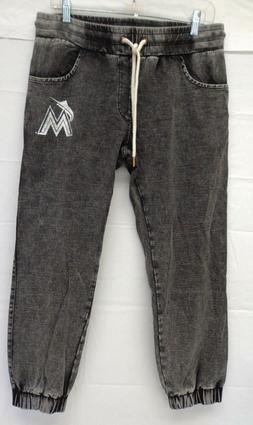 Miami Marlins Women's M Touch By Alyssa Milano Enzyme Pants