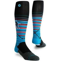 Stance Miami Marlins Youth Horizon Diamond Pro Socks