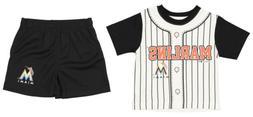 Outerstuff MLB Baseball Infant Toddler Miami Marlins Homerun