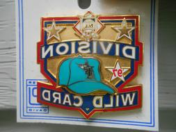 MLB  Baseball  MIAMI   Collector Pin - 1997