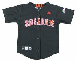 Adidas MLB Baseball Toddlers Miami Marlins Jersey