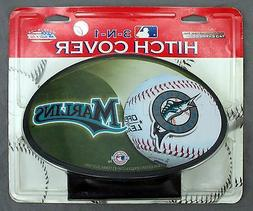 MLB Florida Marlins Car Truck Vehicle 3 in 1 Grille Hitch Co