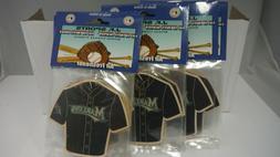 MLB Licensed Lil' Sport Air Freshener - 12 PACK MIAMI MARLIN