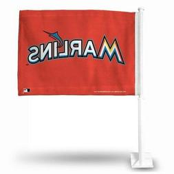 Official MLB Miami Marlins Car Flag 654269
