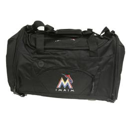 Northwest MLB Miami Marlins Duffel Bag Color Black