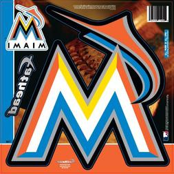 MLB Miami Marlins Fathead Logo Decal