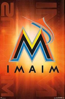 MLB Miami Marlins - Logo