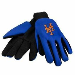 MLB No Slip Sport Utility Work Gloves Choose Your Team - For