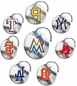 MLB Paper Air Freshener Nu-Car Scent 3 pack - Pick Team