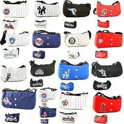 MLB Teams Womens Jersey Hobo Cocktail Style Purse / Handbag