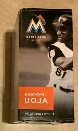 Moises Alou Miami Florida Marlins All Star Bobble Head NEW i