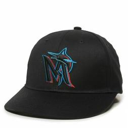 Miami Marlins Replica Baseball Cap Adjustable Youth or Adult