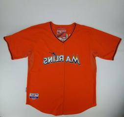 New Miami Marlins Ramirez Jersey Mens Size 54 XXL Majestic C