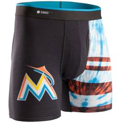 New without Tags Stance Underwear Miami Marlins  MLB