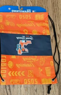 NWT 2020 Florida MLB Spring Training drawstring bag MLB Miam