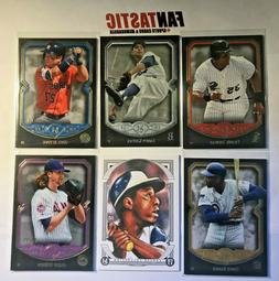 Topps Museum Collection YOU PICK base Canvas Collection Para