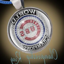 World Series Ring Championship Ring Pendant